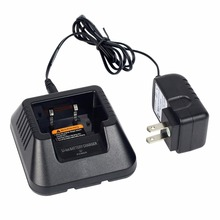 Walkie Talkie Original Li-ion Radio Battery Charger for Baofeng BF-5R/5R Retevis RT-5R/5RV 100V-240V 2 Way Radio J7105C