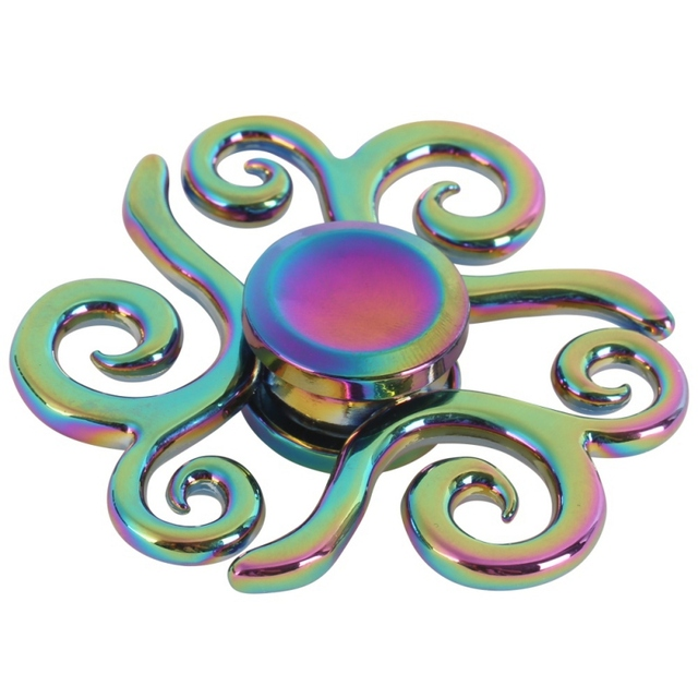 Game of Thrones Colorful Clouds Fidget Spinner