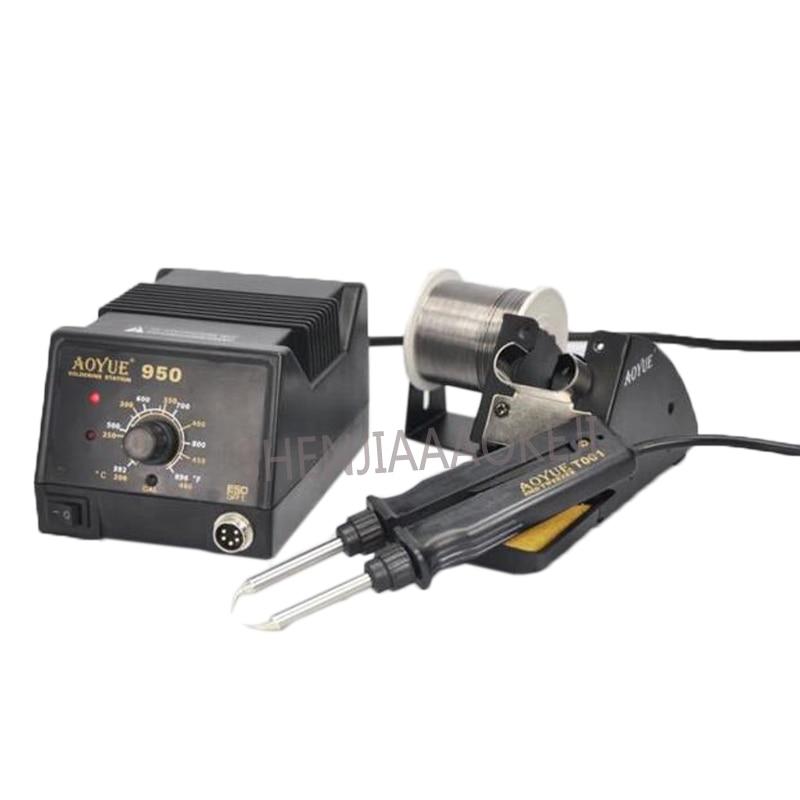 Station de réparation de pince à épiler chaude Station de soudure à Air chaud SMD/Machine disponible en 220 V