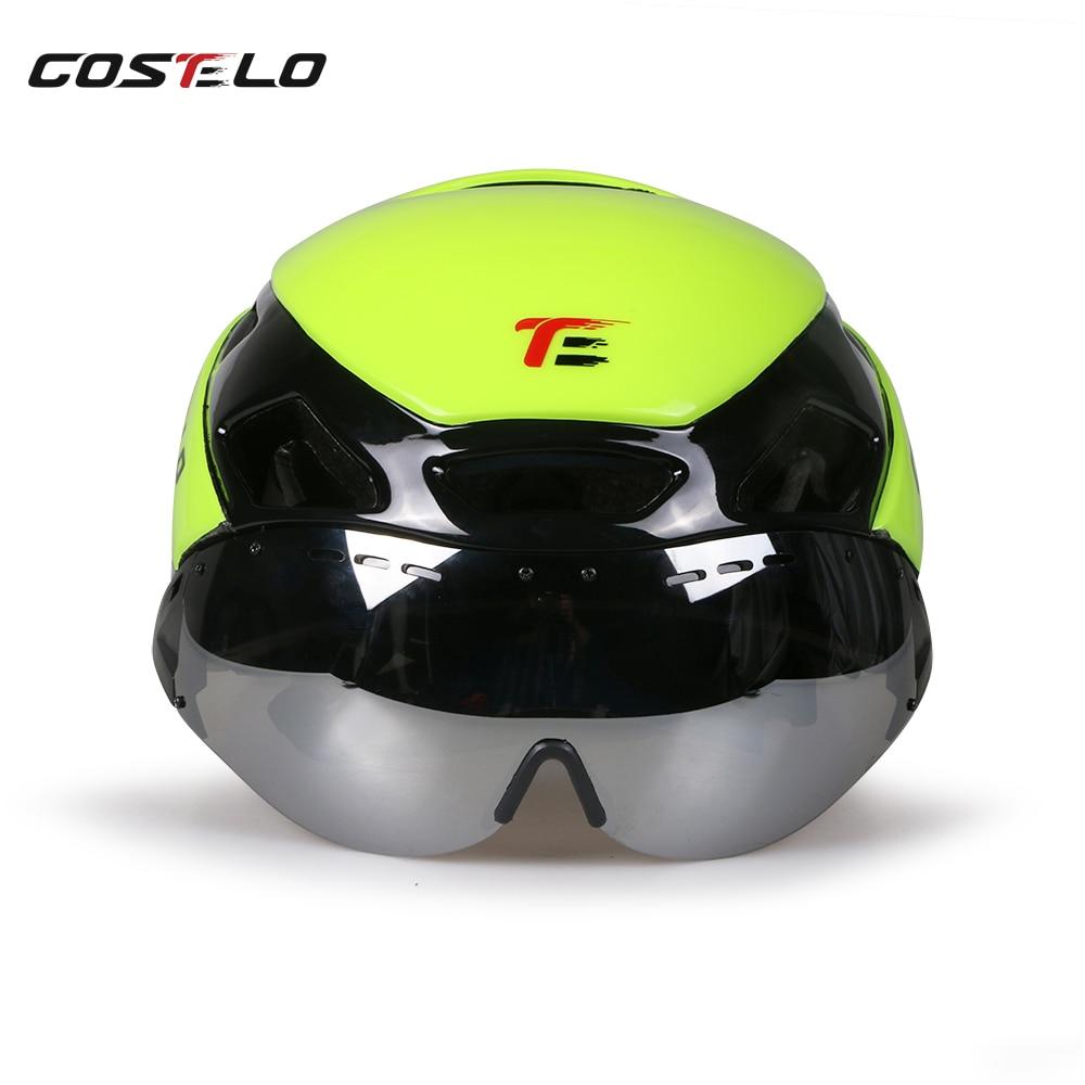 2017 costelo radfahren licht helm mtb rennrad helm fahrradhelm - Radfahren - Foto 6
