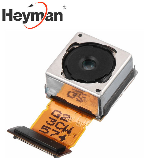 Heyman camera module for Sony Xperia Z1 Compact Rear Facing Camera flat cable Replacement