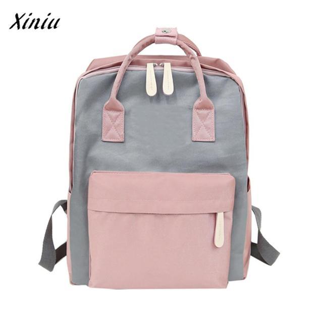 b0b245dc5b3 Multifunction women backpack fashion youth korean style shoulder bag laptop  backpack schoolbags for teenager girls boys  3