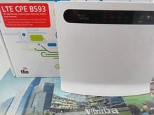 Nuevo huawei b593s-601 lte fdd 2600 mhz tdd2300mhz 150 mbps wireless router modem