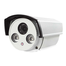 AHD 2500TVL Waterproof Outdoor 1920*1080P Video Surveillance Array infrared IR-CUT Security 2.0MP CCTV Camera With Bracket