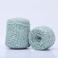 High Quality 250g Lot Natural Cashmere Unique AB Acrylic Yarn Beautiful Knitting Yarn Skein For Knitting