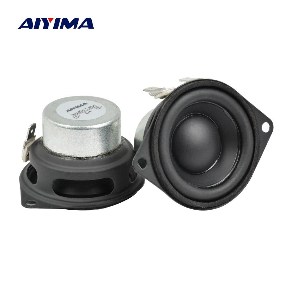 Aiyima 2pcs 2inch Audio Portable Speakers 50mm 10 Ohm 10w Hifi Full Range Bluetooth Speaker Bluetooth Speaker Portable Speakerspeaker 50mm Aliexpress