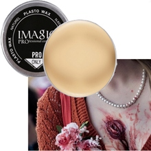 Halloween Nude Color Wound Scar Makeup Wax Stage Makeup Halloween Party Fake Wound Scars Wax Body Painting New