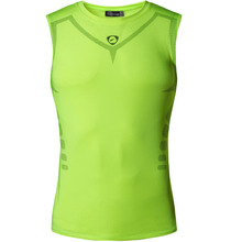 New Arrival 2019 Men Casual Quick Dry Slim Fit Sleeveless Shirt Tops & Tees Vest Size S M L XL LSL207(PLEASE CHOOSE USA SIZE)