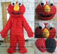 Elmo Mascot/ Elmo Costume/ Cartoon Mascot Costume