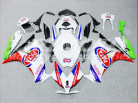 ACE KITS New ABS Injection Fairings Kit Fit For HONDA CBR1000RR 2012 2013 2014 2015 2016 CBR1000RR 12 16 White Red F137