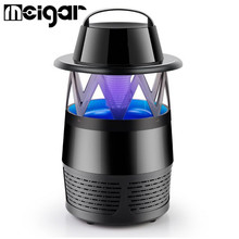 Electrical Mosquito Killer UV LED Fly Zapper Indoor Night Lamps USB Powered Mosquitoes Resistance Machine Pest Control