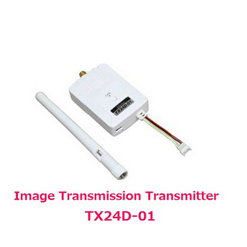 Free Shipping FPV Walkera QR X350 2.4G Image Transmission Transmitter Emitter TX24D-01 free shipping walkera tx5805 fpv hd camera transmitter with 5 8g image transmittion for fpv heli and quadcopter