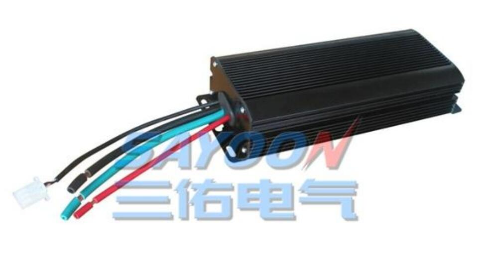 Powerful , ZD-600S 3000W DC brush motor controller, series motors for the electric four-wheel vehicles, golf carts, recreational new lp2k series contactor lp2k06015 lp2k06015md lp2 k06015md 220v dc