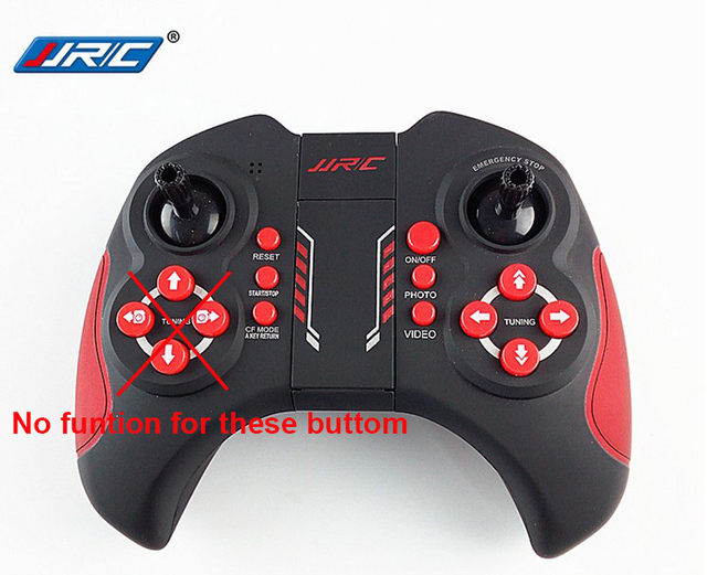 Controller Fur JJRC H37 ELFIE 24G 6 Achsen Headless Modus Selbstausloser WIFI Echtzeit Drone