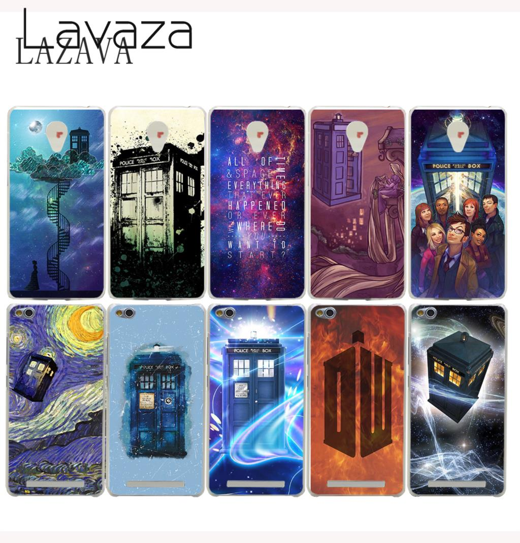 Lavaza Doctor Who Tardis series Hard Cases for Meizu M3s M3 Note mini m5 m5s m5 note U10 U20 M2 Note Pro 6 case cover