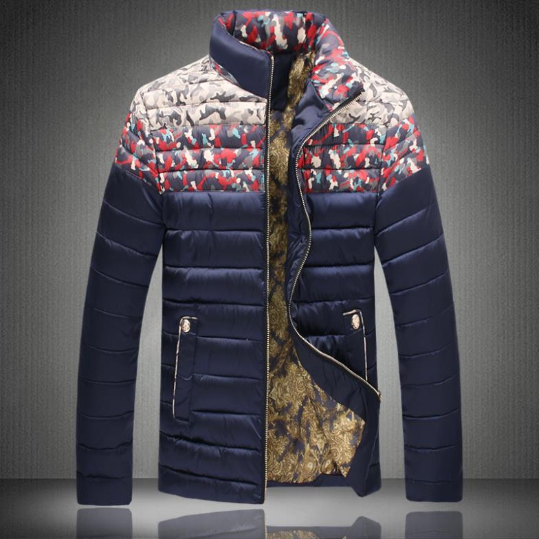 Camouflage jacket 2015