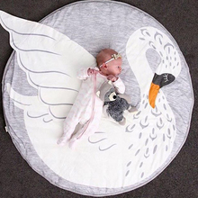 95 CM Baby Play Mat Toys Kids Rug Carpet Baby Room Crawling Pad Folding Mat Baby Drop-proof Carpet Air conditioning Quilt 145 195cm baby crawling mat thickening children folding mat living room carpet climbing mat can be machine washed for baby gift