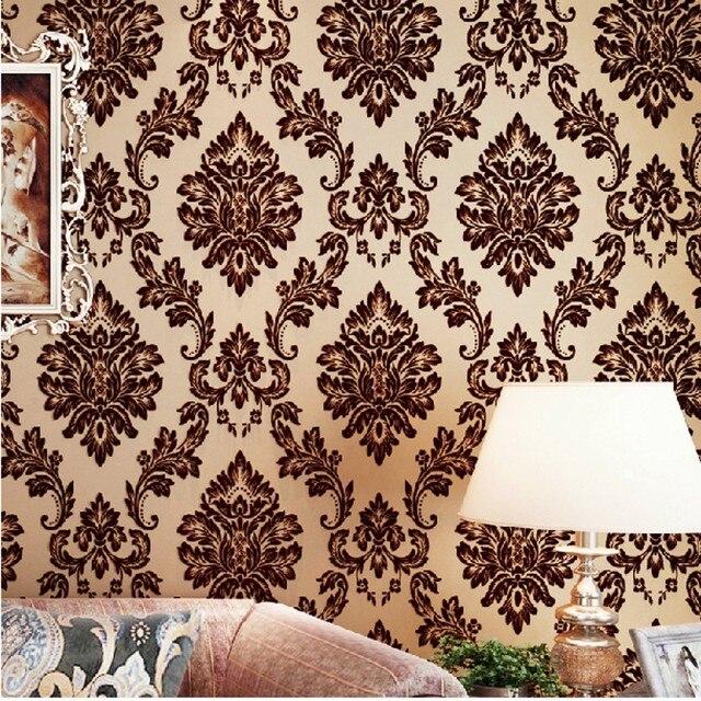 aliexpress : buy beibehang luxury 3d wallpaper for walls 3 d