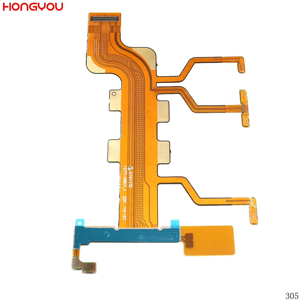 Power Button Switch Volume Mute On Off Flex Cable For Sony Xperia U Circuit Diagram T2 Ultra Xm50h D5303 D5322 In Mobile Phone Cables From Cellphones