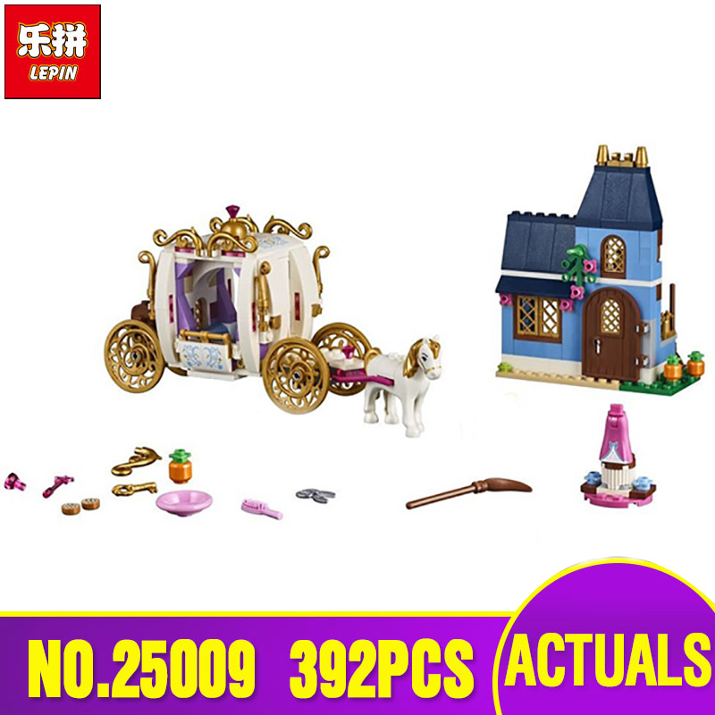 Lepin 25009 Genuine Girls Series The Enchanted Evening Set 41146 Building Blocks Bricks Funny Toys as New Year Gift for girl enchanted wanderer the