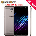 Original Doogee X7 6.0 Inch Android 6.0 3G WCDMA Mobile Phone 1280x720 HD 1GB 2GB RAM 16GB ROM 8MP Metal Frame 3700mAh Cellphone
