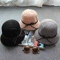 Перевозка груза падения творческий ведро hat трикотажные multi цвета белье хлопок бантом тонкие летние женщины ведро шляпу отдыха шляпу
