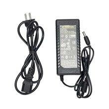 Dc 9 В 5а импульсный источник адаптер для yongnuo видео свет yn600ii yn300 воздуха с кабеля переменного тока