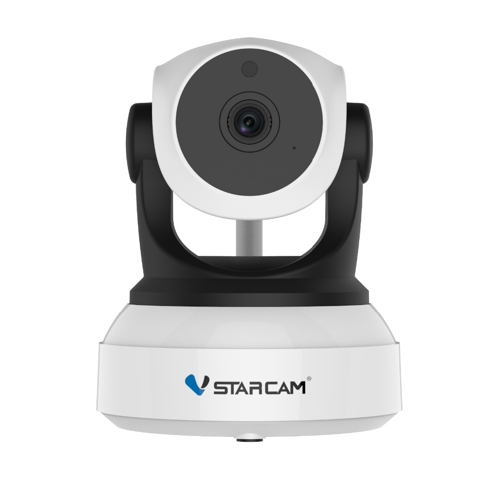 Vstarcam C7824WIP Onvif 720P IP Camera Wireless Wifi CCTV Camera HD Indoor Pan Tilt IR CUT Security Network Support 128G SD Card vstarcam c7824wip free shipping onvif 2 0 720p ip camera wireless wifi cctv ip camera with eye4 app indoor pan