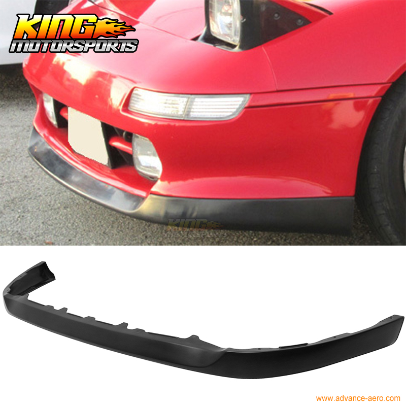 For 1991-1995 92 93 94 Toyota MR2 SW20 OE Style Front Bumper Lip Spoiler - Urethane for 01 02 honda accord 2dr front bumper lip oe style urethane pu