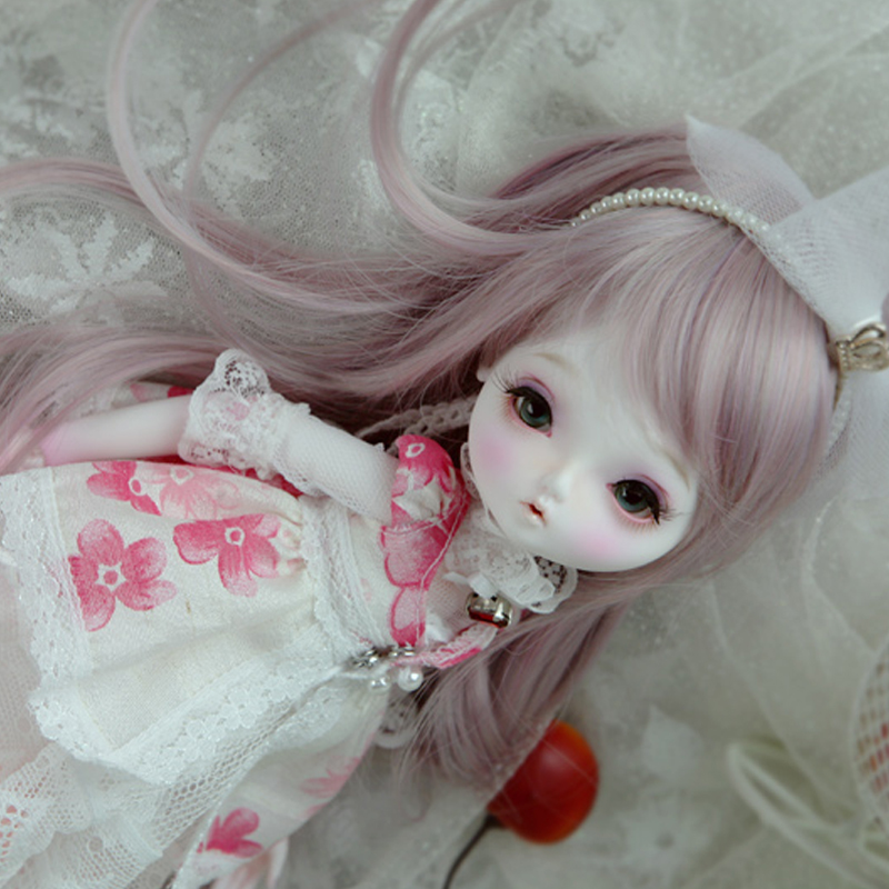 Leekeworld bjd sd dolls Leeke Chloe 1/6 body model  girls dolls High Quality toys shop resin anime furniture Oueneifs 2
