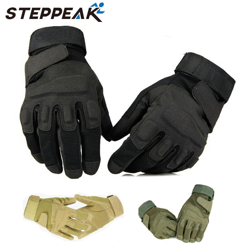 USA Men Outdoor Military Sport Gloves Gym Climbing Hunting Riding Working Gloves