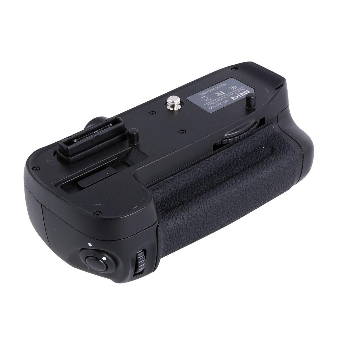 Meike MK D7100 Vertical Battery Grip For Nikon D7100 / D7200 Camera Replace MB D15 as EN EL15