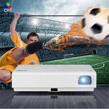 CRE X3001 DLP проектор короткофокусные проекторы 3000 люмен Домашний кинотеатр с Android wifi Bluetooth 100000:1 высокая контрастность