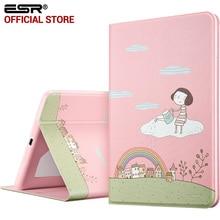 ESR PU Leather Folio Case Stand with Cartoon Design for iPad mini 1 2 3