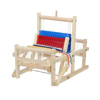 Children's wooden loom toys children's handmade DIY woven toy loom Early Education toy