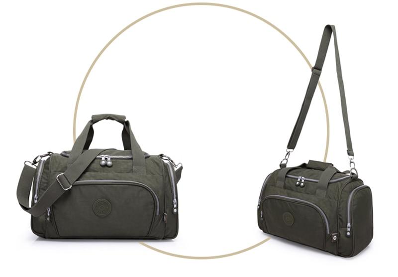 TEGAOTE Mens Travel Bags Carry on Luggage Bags Men Duffel Bags Travel Tote Large Weekend Bag Overnight Waterproof