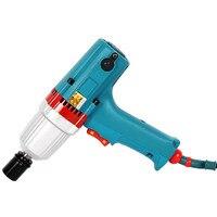 220v 2200r/min Elétrica Chave de Fenda Elétrica Chave de Impacto Chave de Soquete Elétrico Martelo Pneumático Chave Para A Ferramenta de Ar Livre grátis