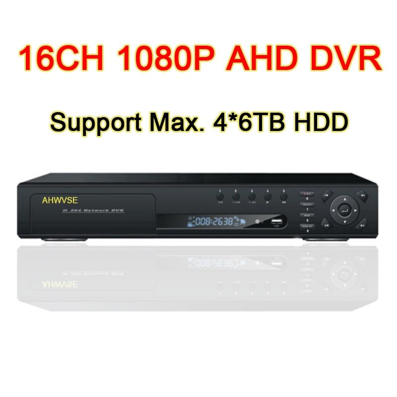 16CH 5in1 AHD XVR 1080 P AHD DVR Dijital Video Kaydedici 16 Kanal AHD + TVI + CVI + IP + Analog Destek Max. 4 adet 6 TB HDD16CH 5in1 AHD XVR 1080 P AHD DVR Dijital Video Kaydedici 16 Kanal AHD + TVI + CVI + IP + Analog Destek Max. 4 adet 6 TB HDD