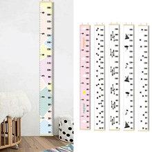 Nordic Stil Kinder Wachstum Chart Tabelle kinder Wand Hängen Regel Wachstum Tisch Höhe Messung Herrscher Wohnkultur für Junge mädchen