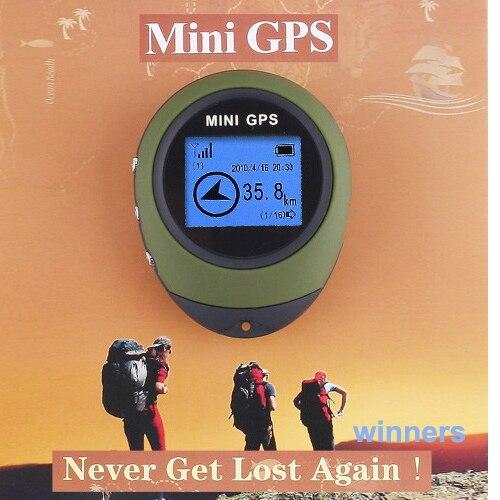 Le meilleur GPS tenu dans la main PG03 avec le trousseau pour le Mini traqueur de GPS de voyage de Sport en plein air