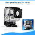 2015 New Original Brand Underwater Waterproof Dive Housing Protective Case For GoPro Hero 3 Camera for go pro camera accessories