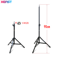 XEAST SPCC Metal Tripod 90CM 1 3M Laser Level Tripod Nivel Laser Tripod For Laser Level