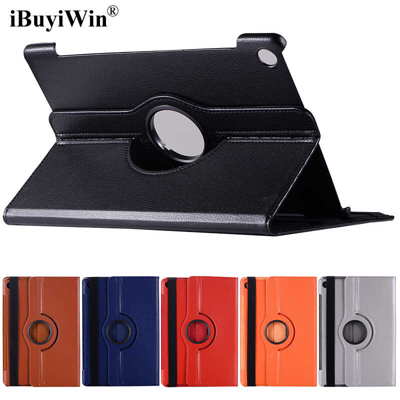 "360 Rotating Case for Huawei MediaPad M5 10.8 Folding Stand Case Cover for Huawei MediaPad M5 Pro 10 10.8"" Tablet Funda+Film+Pen"