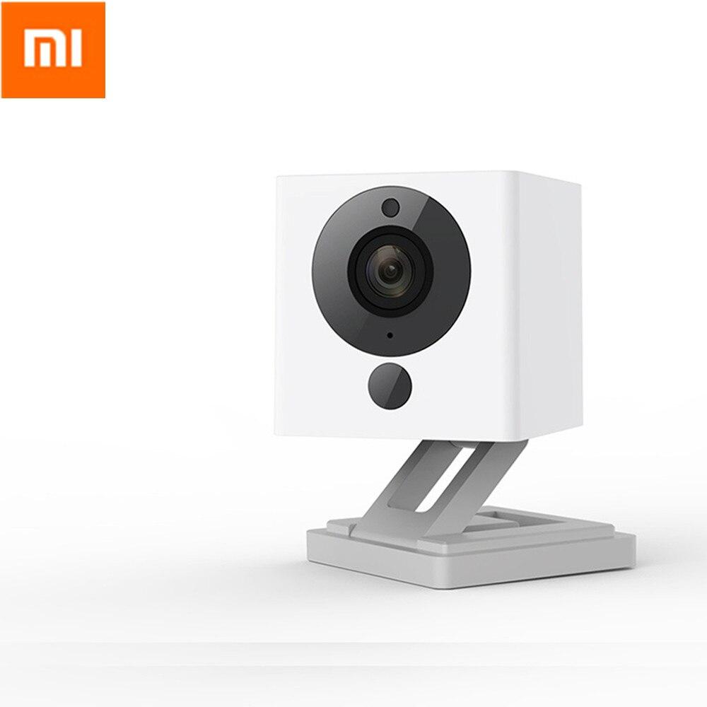 ФОТО Original Xiaomi Xiaofang 110 Degree Smart IP Camera Night Vision WiFi Control F2.0 8X Digital Zoom Portable Camera