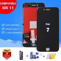 High Quality Display AAA For IPhone 7 LCD With Touch Screen Digitizer Replacement Assembly Repair Phone