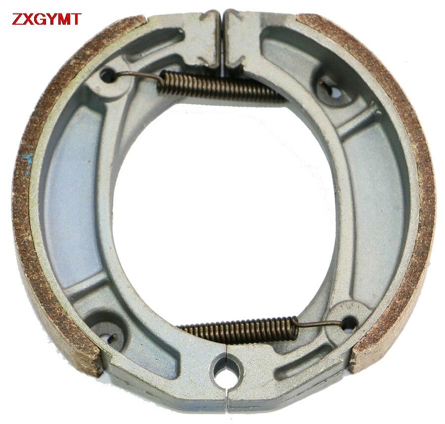 Sinterer hh pastilhas de freio conjunto apto honda crf 150 crf150 f 2003 - 2006 frente sapato traseiro tambor 06 03 05 04