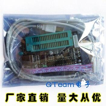 цена на PIC K150 Programmer Microchip PIC MCU Microcore Burner USB Downloader PIC K150 sensor