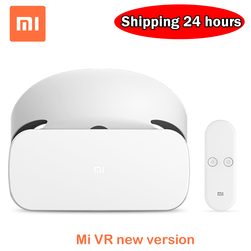 Xiaomi VR Headset Xiaomi Mi VR 2 with 9 Axis BT Controller Virtual Reality Goggles 3D