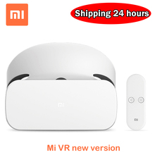 Xiaomi auricular xiaomi mi vr vr 2 con controlador de $ number ejes de bt gafas de realidad virtual gafas 3d para xiaomi 5/5S/mi 5S plus/nota 2