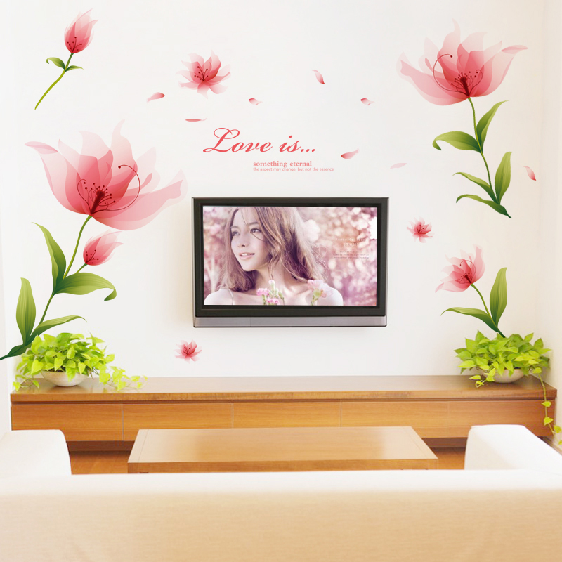 Bedroom Wall Decor Romantic compare prices on decorating romantic bedrooms- online shopping